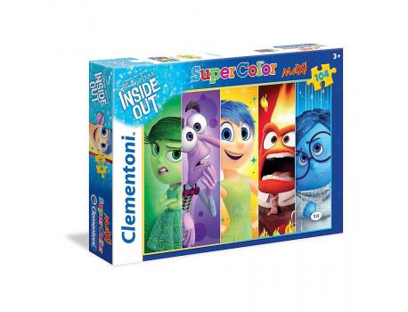 Clementoni Puzzle Maxi 104 Inside Out