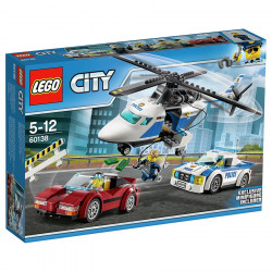 Lego High-speed Chase V29 60138