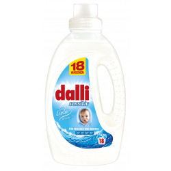 Dalli Sensitiv Liquid Detergjent i Lengshem 1350 ml