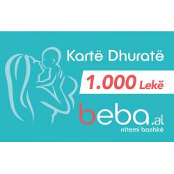 Gift CARD - 1000 Leke