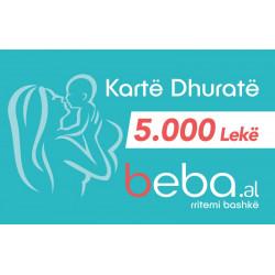 Gift CARD - 5000 Leke