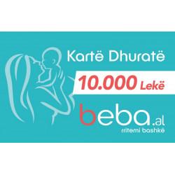 Gift CARD - 10 000 Leke