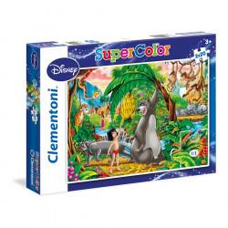 Clementoni Puzzle 2x20 Peter Pan + Jungle