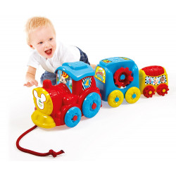 Clementoni Loder Treni Disney Baby Activity Train