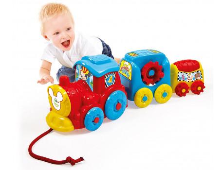 Clementoni Loder Treni Disney Baby Activity Train