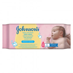 Leter e Lagur Johnson Baby Sensitive 56`s