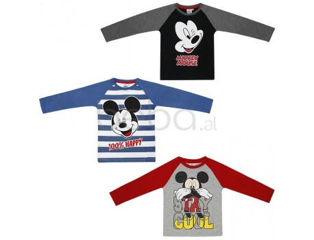 Bluza me Menge te Gjata Mickey