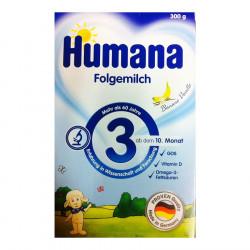 Humana 3, Qumesht 300 g