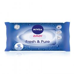 Nivea Baby Fresh & Pure Letra te Lagura 20 Cope
