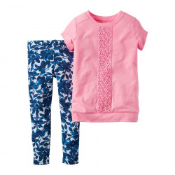 Carter's Set Bluze dhe Strece per Vajza