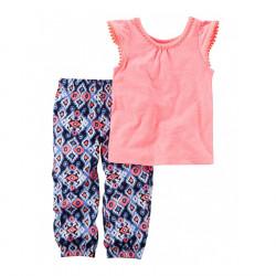 Carter's Set Bluze dhe Strece per Vajza 259G347
