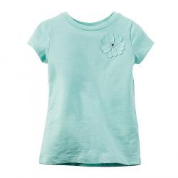 Carter's Bluze per Vajza me Menge te Shkurtra