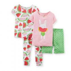 Carter's Set Pizhama Pink per Vajza
