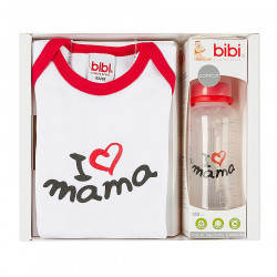 Set Shishe 250 ml + Badi I love Mama