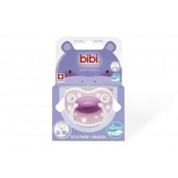 Bibi Biberon Fallco Silikon 6-16 m Lovely Dots