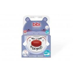 Bibi Biberon Fallco Silikon Dental 6-16 m