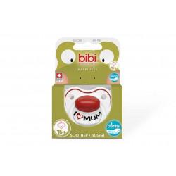 Bibi Biberon Fallco Silikon Dental 16+ m