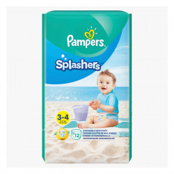 Pelena Pampers Splashers Swim