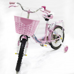 """Biciklete per Vajza Minnie 16"""""""