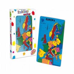 Puzzle Europa 40x30