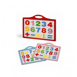Niji Tabela Magnetike me Numra 33×30